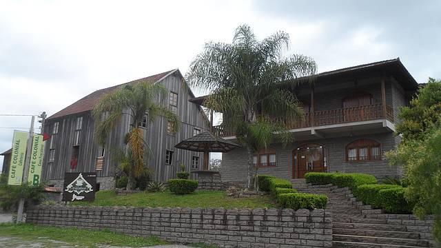 Casa do Café Colonial