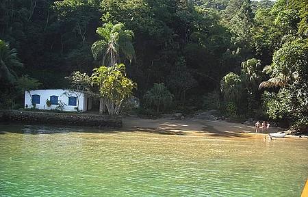Praia do Amor, Ilha Grande