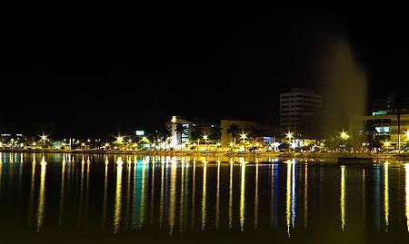 Lagoa Paulino - Lagoa a Noite