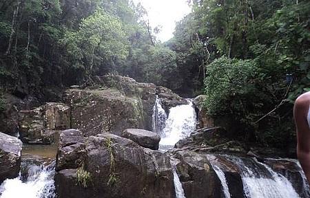 Cachoeira Pedro David - Muitas Quedasde Água
