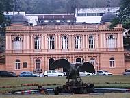 a Câmara vem sendo o palco da discussão política do município.