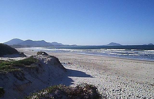 Inicio da Praia do Moçambique