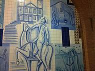 Mural de Azulejos
