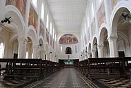 Interior da Igreja do Rosário