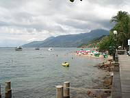 Minha praia preferida em Ilha Bela. Lindíssima!