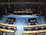 Interior do Senado