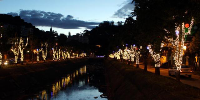 Fim de ano iluminado em Petrópolis (RJ)