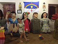 Na casa dos Bonecos de Olinda
