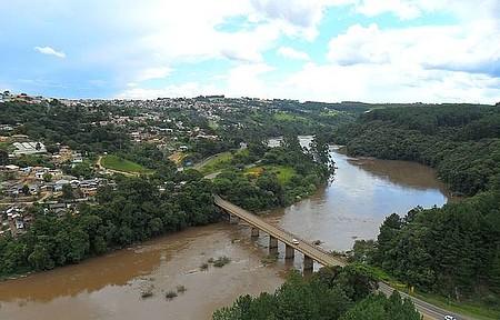 Paraná - Paisagem de Bonde