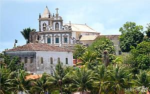Convento de Santo Antônio: Jóia barroca por dentro e for fora -
