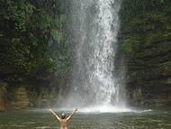 Cachoeira do Abade.