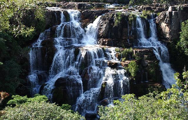 Cachoeira Almécegas 1 na Chapada dos Veadeiros