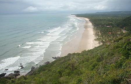 Mirante - Local para salto de vôo livre