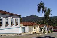 Manhã de Sol numa das primeiras cidades do estado de Goiás.