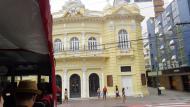 Teatro Carlos Gomes no Centro