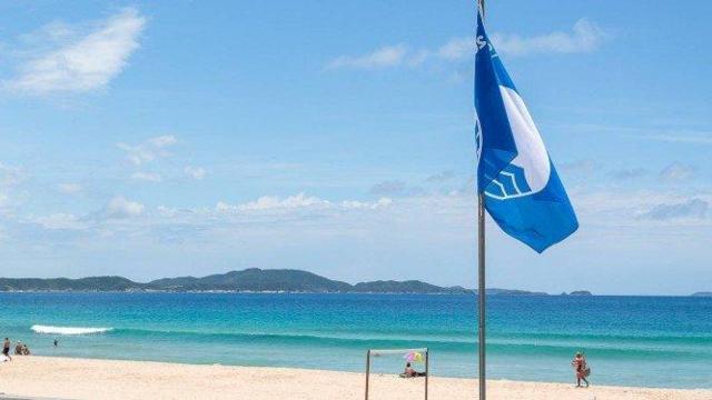 Bandeira Azul é sinônimo de orgulho
