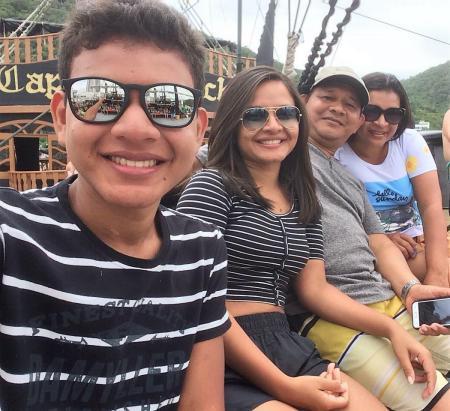 Balneário Camburiu - Barco Pirata