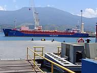 Porto da Balsa,lado de São Sebastião