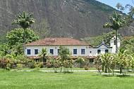 Essa fazenda é de 1832,segundo o testemunho do cientista inglês Charles Darwin
