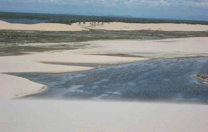 Lagoa de Tatajuba.