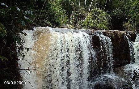 Cachoeira da Holanda - Um belo retiro de paz em Santa Leopoldina