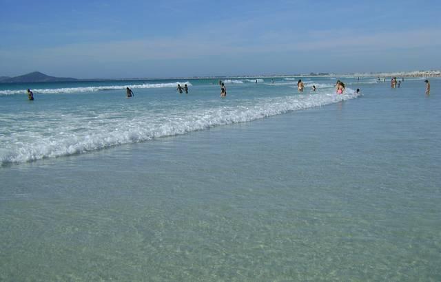 Um dia perfeito !! que água maravilhosa !!