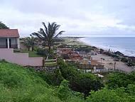 Vista da Vila para o mar