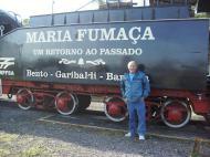 Maria Fumaça