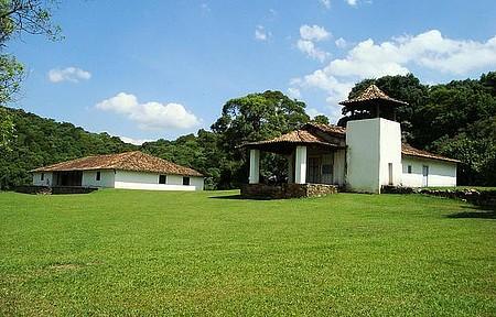 Capela e Casa Grande