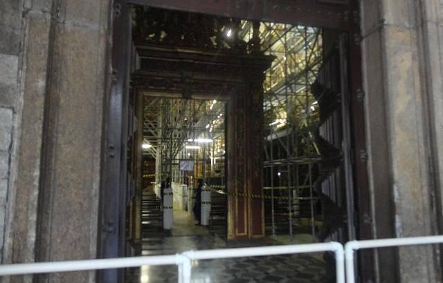 Restauração do Interior