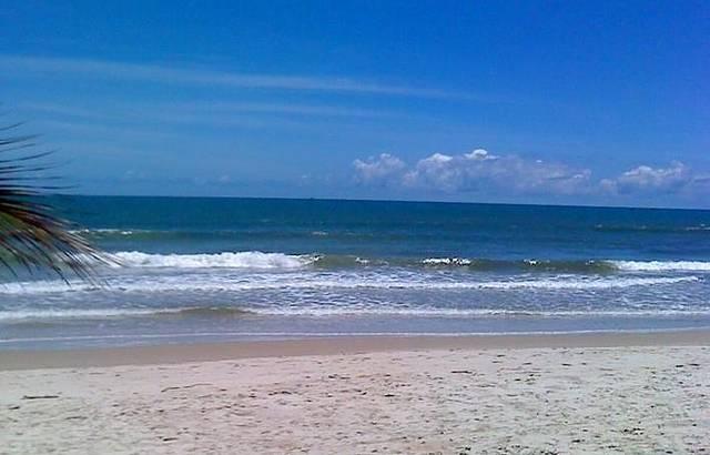 Praia da Costa - Em frente