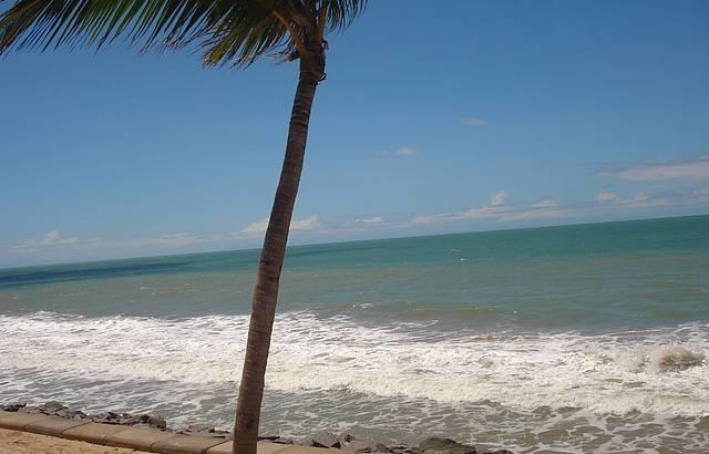 Que paraíso!