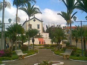 Praça da Matriz: Bucolismo se espalha por toda a cidade<br>
