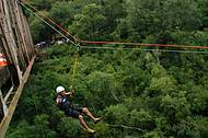 Adrenalina garantida na Ponte de Ferro