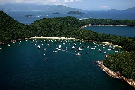 Gipóia (Praia do Dentista) - Uma das mais concorridas e bonitas do arquipélago