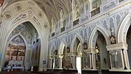 Interior da Catedral da Cidade