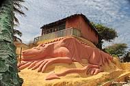 Escultura nas Falésias