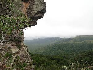 Trekking para o Morro de São Jerônimo