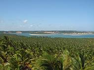 Coqueiral e Barra de São Miguel