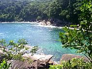 Vista panorâmica da Praia do Caxadaço