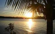 Pôr-do-Sol  maravilhoso!