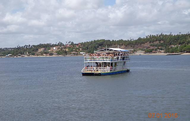 Passeio de barco!!!