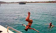 Passear de barco