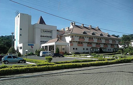 Thermas de Piratuba Park Hotel - O Hotel