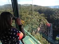 Vista do observatório