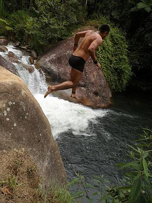 Saltando no Poção