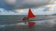 Um belíssimo e inesquecível final de tarde! :) Praia de Pajuçara