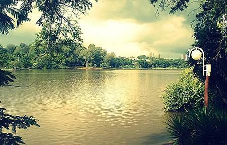 Lago Igapó - Caminhada em fim de tarde