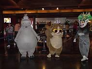 Personagens Madagascar