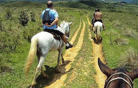 Campos de Penedo - Cavalgada no Campo: Experimente
